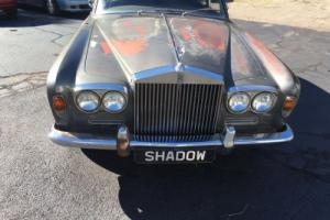 1970 Rolls-Royce Silver Shadow Silver Shadow