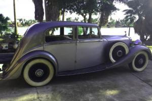1937 Rolls-Royce Park Ward Touring Limosine