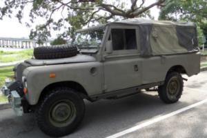1976 Land Rover Defender 109