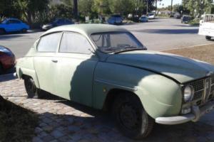 1966 Saab Model 96 Model 96