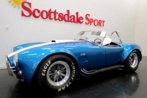 1965 Shelby CSX COBRA RDSTR - SHELBY CSX COBRA w ALUM BLOCK SHELBY 427ci ALUM BL Photo