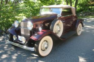 1932 Ford Sport Coupe Photo