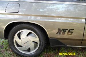 1989 Subaru XT6 XT6