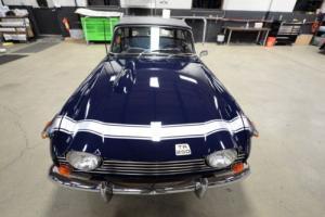 1968 Triumph TR250 Photo