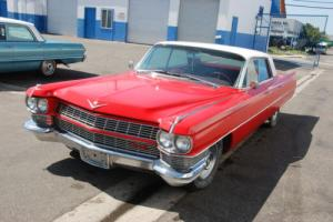1964 Cadillac Deville Awesome Cruiser Price Drop in WA