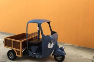 1957 Piaggio APE Like BMW Isetta Micro CAR Vespa TUK TUK UTE