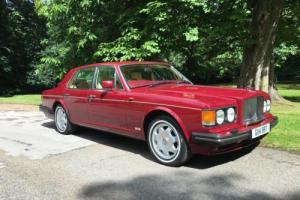 Bentley turbo R Photo