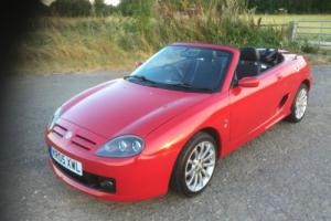 MGF TF. ONE PREVIOUS OWNER. 32000 MILES ONLY 2005 05 REG