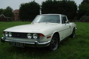 TRIUMPH STAG 1974 Photo