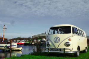 vw volkswagen splitscreen camper campervan fully restored outstanding condition
