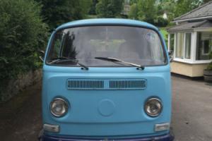 VW camper van original RHD not splitty