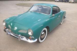 1963 VW Karmann Ghia