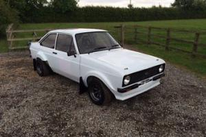 MK2 Escort Gp4 2.0 Vaux XE 5spd dog box Atlas 4.6 LSD Rally NEW build