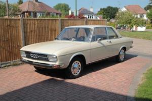 1971 2-door Audi 100LS Photo