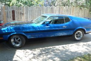 Ford: Mustang mach 1 Photo