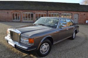 BENTLEY MULSANNE S 1988 PX UNMARKED DARK OYSTER - STUNNING CAR