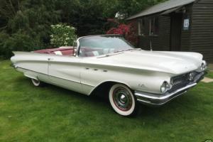 1960 Buick Lesabre Convertible !!! Stock original 364/V8 AUTO