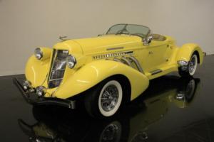1936 Replica/Kit Makes 852 Boattail