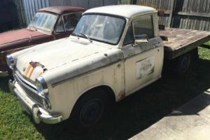 1964 Datsun 320 Pickup UTE Ratrod RAT ROD Retro Vintage in QLD