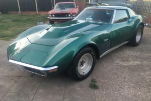 1971 CHEVROLET CORVETTE 454 AUTO T-TOP...450 HP !!!!!
