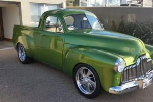 Holden FX UTE 350 Chev Powerglide HOT House Green Modified Street Machine Photo