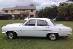 HR Holden X2 in QLD