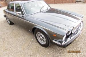 DAIMLER DOUBLE SIX V12 1990 COVERED 37,000 MILES FROM NEW - STUNNING