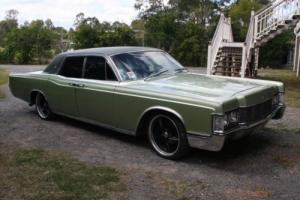 1968 Lincoln Continental in QLD