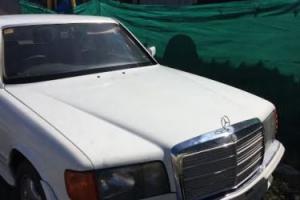 Mecedes Benz 1984 in QLD