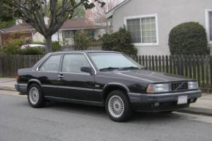 1989 Volvo 780 Bertone