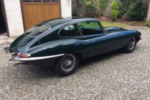 Jaguar Etype S1.5 2+2