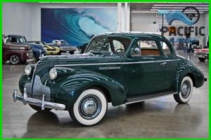 1939 Buick Business Coupe Photo