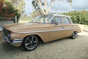 1961 Chev Sedan 350 RHD Full VIC Rego Sell OR Swap FOR C10 Stepside in VIC