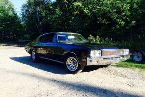 1971 Buick Skylark post coupe