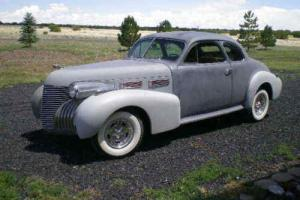 1940 Cadillac coupe