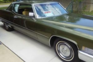 1970 Cadillac DeVille Photo