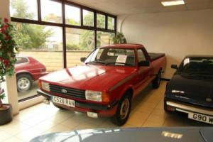 Ford Cortina P100 L Pick Up 1986 / C 1600cc ONLY 44,000 miles