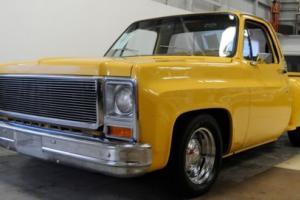 1977 Chevrolet C-10 1/2 Ton