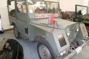 Land Rover Minerva Photo