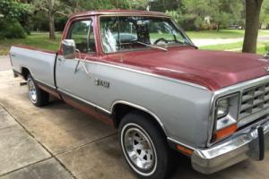1985 Dodge Other Pickups Prospector