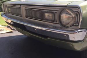1970 Dodge Dart hardtop