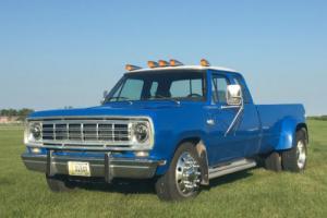 1976 Dodge Ram 3500