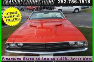 1971 Dodge Challenger R/T Classic