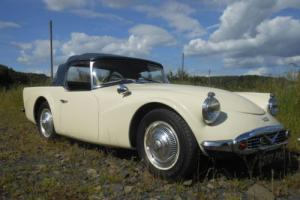 1961 Daimler SP250 Dart. 2 owner, matching-numbers car with extensive S/History. for Sale