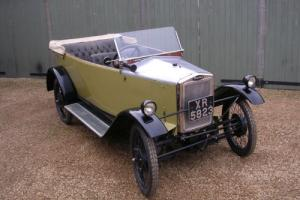 1924 Matchless K series Tourer 4 seater