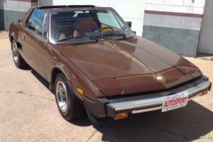 1980 Fiat x19
