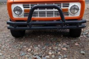1973 Ford Bronco Photo