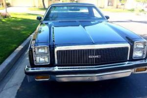 1977 GMC Sprint Photo