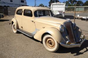 1934 huppmobile 4 door sedan 4door