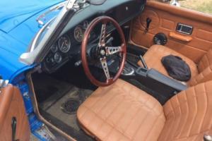 1977 MG MGB B